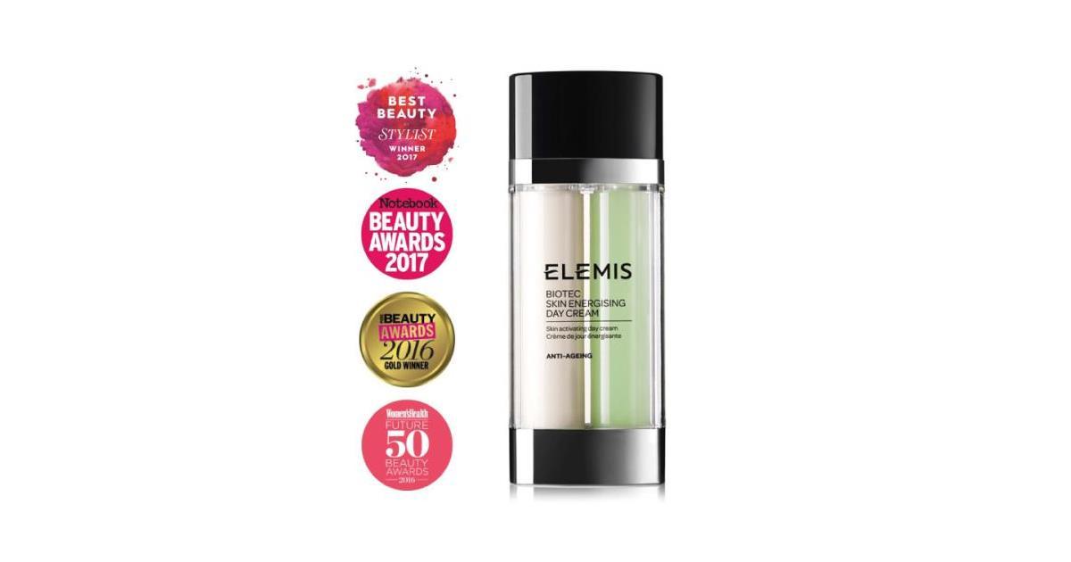 Elemis Biotec Skin Energising Day Cream   Y Spa and Wyboston Lakes